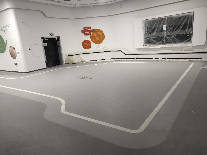 PVC塑膠地板卷材-002